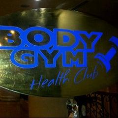 Photo taken at Body Gym by Dani P. on 1/23/2012