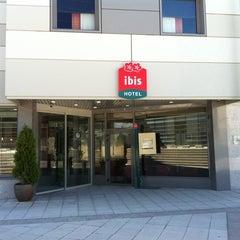 Photo taken at Hotel Ibis Madrid Alcobendas by Fabian N. on 8/27/2011