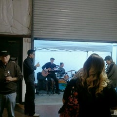 Photo taken at Flying Goat Cellars Tasting Room by Katrina G. on 12/4/2011