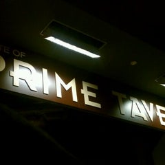 Photo taken at Prime Tavern by Chad G. on 2/6/2012