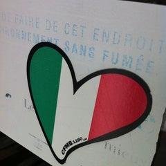 Photo taken at Elio Pizzeria by Patrick L. on 2/12/2011