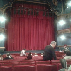Photo taken at Teatro Zorrilla by Sofía D. on 11/24/2011