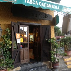 Photo taken at Tasca La Carambola by Anne L. on 5/19/2012