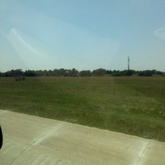 Photo taken at Toll Plaza by Amy D. on 6/24/2012