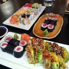 Photo taken at Izumi's by Kyle S. on 1/6/2012