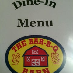 Photo taken at BBQ Barn by D'Ann C. on 11/8/2011
