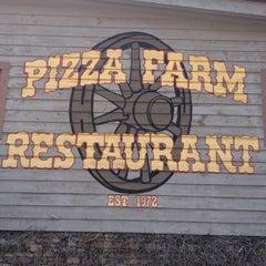 Photo taken at Pizza Farm by Sheila B. on 6/30/2012
