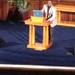 Photo taken at Christ Community Church of philadelphia by KENT L M. on 2/12/2012
