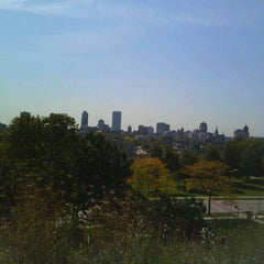 Photo taken at Kilbourn Park by Aaron A. on 10/4/2011