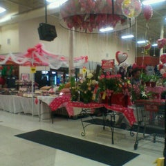 Photo taken at H-E-B by Natalia O. on 2/14/2012
