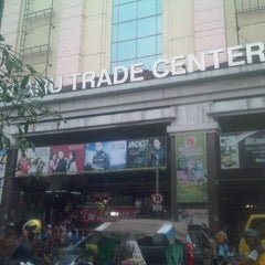 Photo taken at Pasar Baru Trade Center by ika k. on 8/24/2012