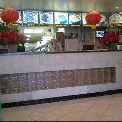 Photo taken at Dynasty Chinese Restaurant by Mekiel N. on 1/10/2012