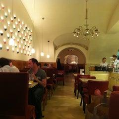 Photo taken at Konditorei Café Diglas by Fred K. on 4/4/2011