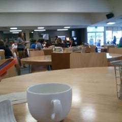 Photo taken at The Caf by Sam W. on 8/20/2011