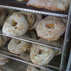 Photo taken at La Piccola Rosa Deli, Bakery & Cafe by Michael S. on 1/29/2011