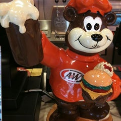 Photo taken at A&W by Fox on 1/19/2011