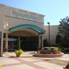 Photo taken at Woodland Hills Mall by TravelOK on 1/19/2012