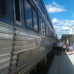 Photo taken at Amtrak Station Orlando by Andy M. on 12/23/2011