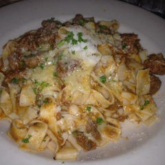 Photo taken at Piazza Italia by Mr. B. on 4/17/2012