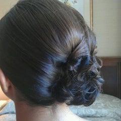 Photo taken at Exquisite hair salon by JamieLynn C. on 8/26/2011