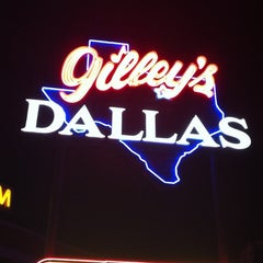 Photo taken at Gilley's Dallas by Sarah A. on 6/9/2012