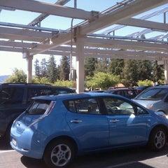 Photo taken at De Anza Parking Lot B by Justin R. on 4/28/2012