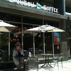 Photo taken at Peet's Coffee & Tea by Nichole on 8/11/2011