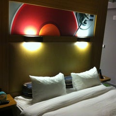 Photo taken at Aloft Washington National Harbor by Eugene on 8/16/2012