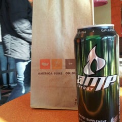 Photo taken at Dunkin Donuts by Josh J. on 2/28/2012