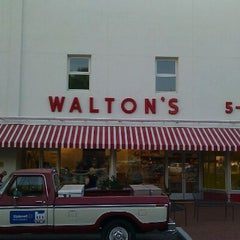 Photo taken at The Walmart Museum by Will M. on 5/17/2012