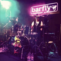 Photo taken at Barfly by Anuwat C. on 7/4/2012