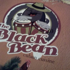 Photo taken at Black Bean Cuban Cafe by Marcella M. on 12/30/2011