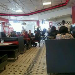 Photo taken at Steak 'n Shake by Michael H. on 2/11/2012