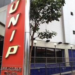 Photo taken at Universidade Paulista (UNIP) by Rafael P. on 6/9/2012