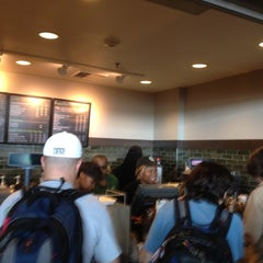 Photo taken at Starbucks by Kevin G. on 5/14/2012