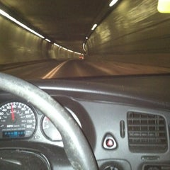 Photo taken at Fort McHenry Tunnel Toll Plaza by David W. on 2/17/2012
