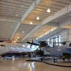 Photo taken at Carolinas Aviation Museum by Elizabeth T. on 4/21/2012