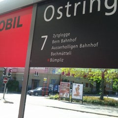 Photo taken at Freudenbergerplatz by Andy K. on 5/17/2012