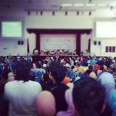 Photo taken at KOLEJ MATRIKULASI SELANGOR (KMS) by Ikram O. on 5/28/2012