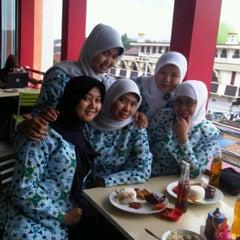 Photo taken at Pajajaran Food Court by Iin on 10/28/2011