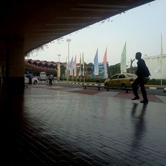 Photo taken at Terminal 2D by Alponso P. on 10/9/2011