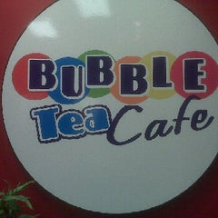 Photo taken at Bubble Tea Cafe by Isabella W. on 11/8/2011