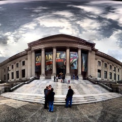 Photo taken at The Franklin Institute by Benjamin J. on 3/8/2012