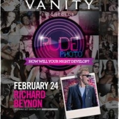 Photo taken at Vanity by Kyle H. on 2/24/2012