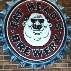 Photo taken at Fat Head's Brewery & Saloon by Scott P. on 4/21/2012