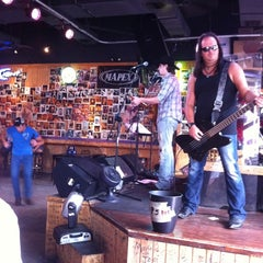 Photo taken at Tootsie's World Famous Orchid Lounge by William W. on 8/20/2011