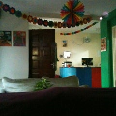 Photo taken at El Misti House Copacabana by Simone M. on 4/28/2012