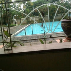Photo taken at Kedoya Garden Sports Club by halim h. on 2/19/2012