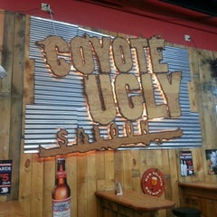 Photo taken at Coyote Ugly Saloon - Denver by Carl C. on 8/30/2012