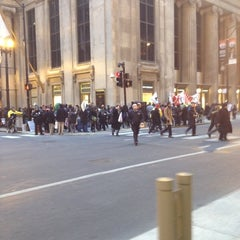 Photo taken at #OccupyChicago by Rita W. on 2/28/2012